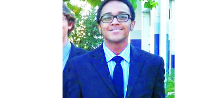 Newsome Student To Attend Congress Of Future Medical Leaders In Washington, D.C.