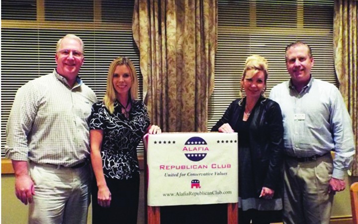 Local GOP Club Holds Elections