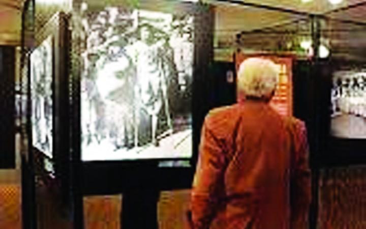 Exhibit Honors The American Soldier At St. Petersburg Museum