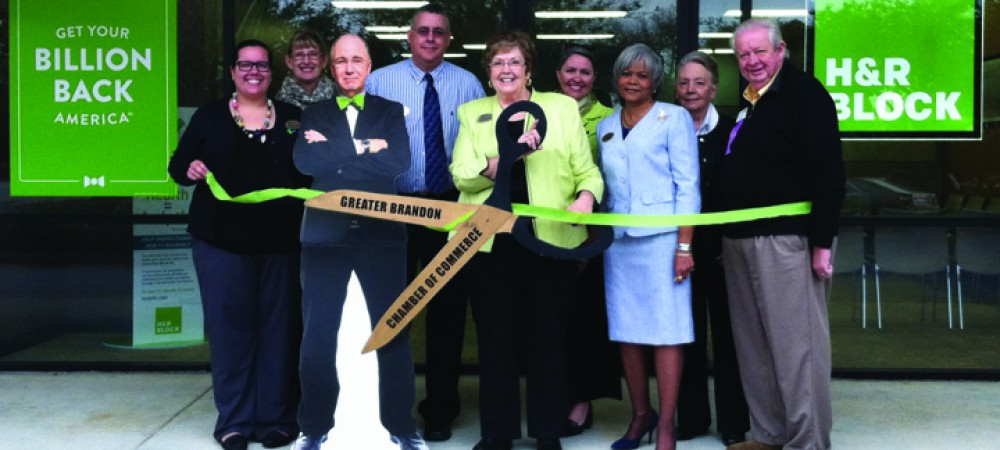 Ribbon Cuttings For Local Tax Services