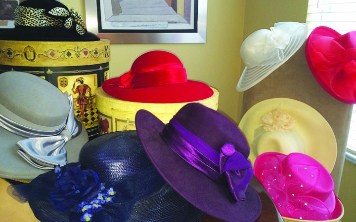 Hats Off To Fashion Fundraiser To Benefit Riverview Students