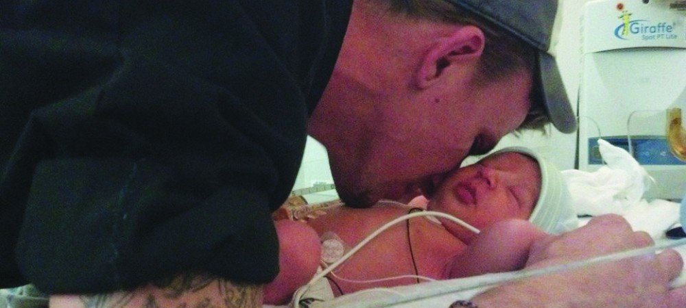 Brandon Family Asks Community For Support With Newborn