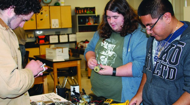 Inspirational Teacher Builds Robotics Club, Leads Students To Early Success