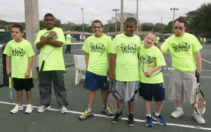 BSAC Hosts Hillsborough County Special Olympics
