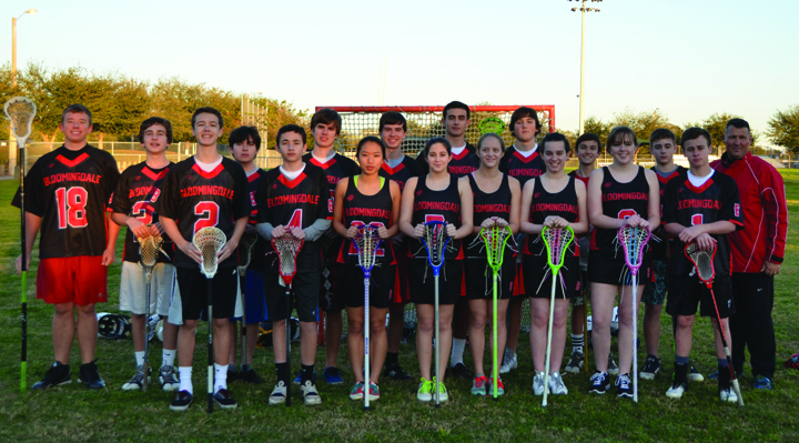 Bloomingdale Lacrosse Club Ready For Spring Season Competition