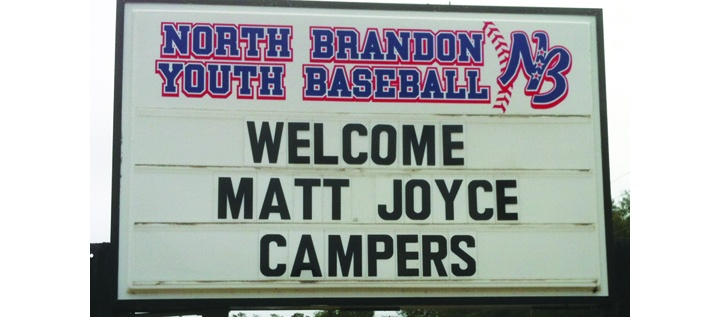 Young Baseball Players Get Their Chance to Play With The Big Leagues