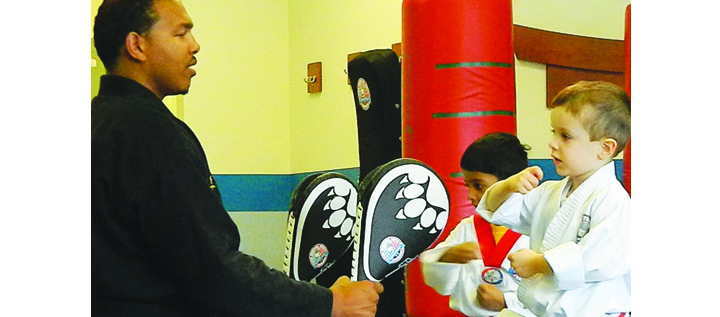 New Business Bestows Confidence, Character Development Through Martial Arts
