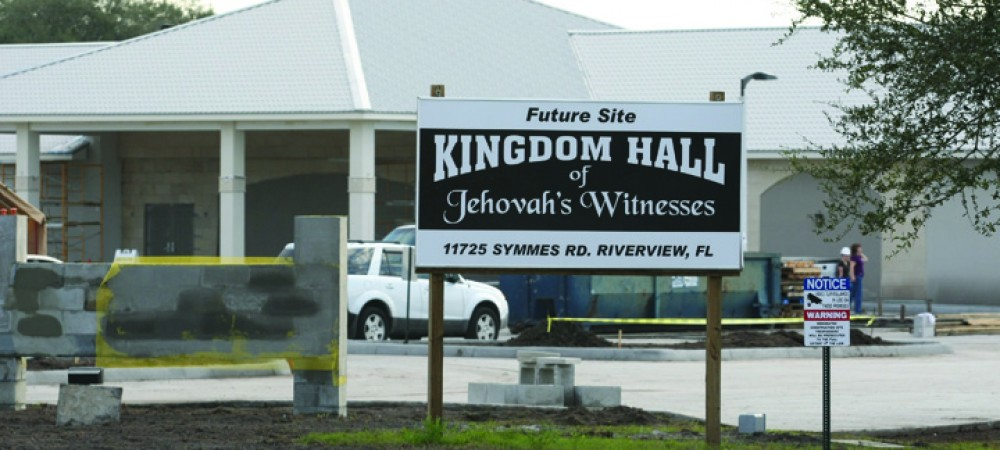 kingdom hall jehovans witnesses