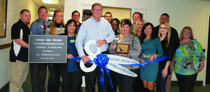 Chamber Celebrates Accurate Tax, CMIT Solutions, and Suncoast Schools Opening