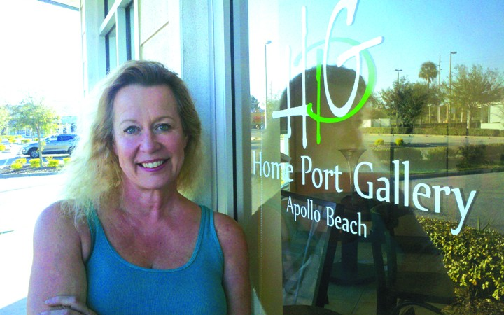 Home Port Gallery To Open In Apollo Beach