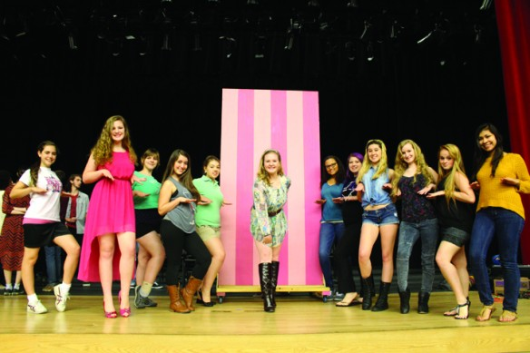 Strawberry Crest High School To Perform Legally Blonde The Musical