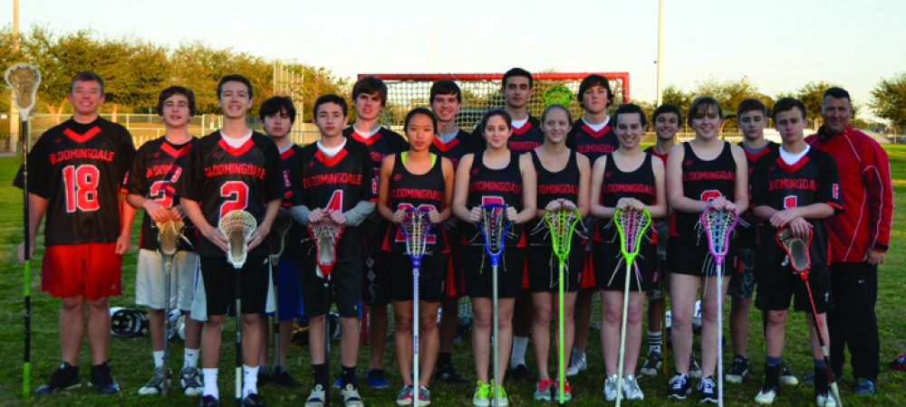 COllage_Bloomingdale Boys and Girls Lacrosse