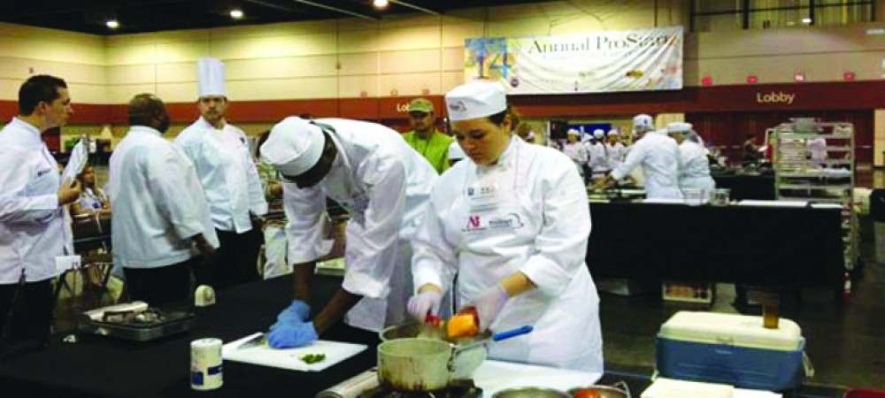 Students Compete In Culinary Competition & Teachers Earn Excellence In Education Awards