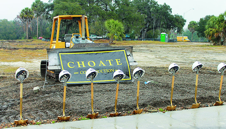 New Assisted Living Facility, The Crossings, Breaks Ground ...
