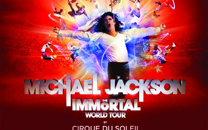 Michael Jackson The Immortal World Tour Stops In Tampa