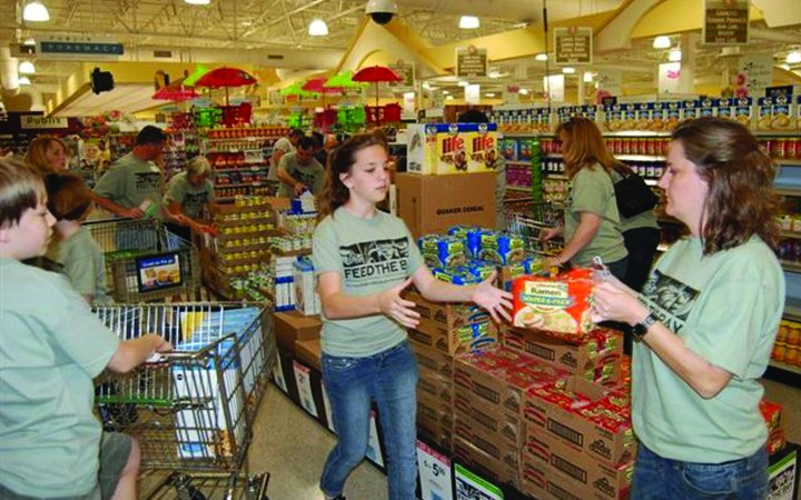 Annual Feed The Bay Event Set To Fill Local Food Bank Pantries
