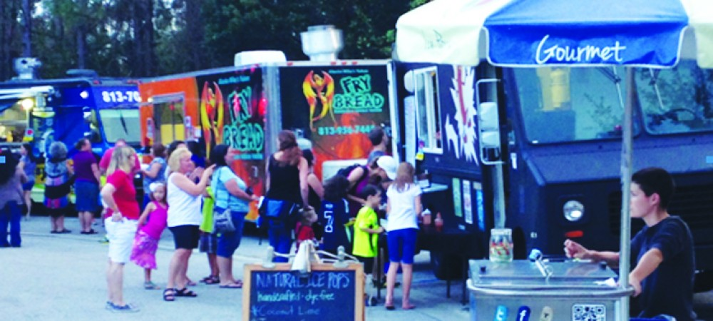 Food Trucks, Chili & Market Coming To FishHawk