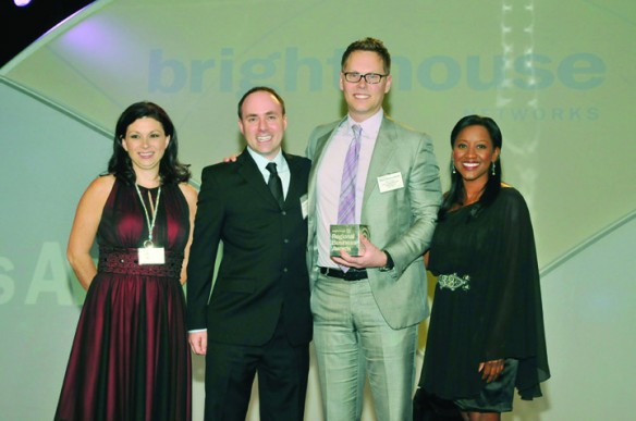 Hess & VanLandschoot Awarded 2014 Bright House Small Business Of Year
