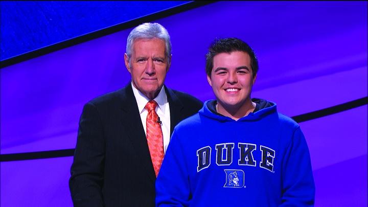 Durant Graduate Cameron Kim On Jeopardy