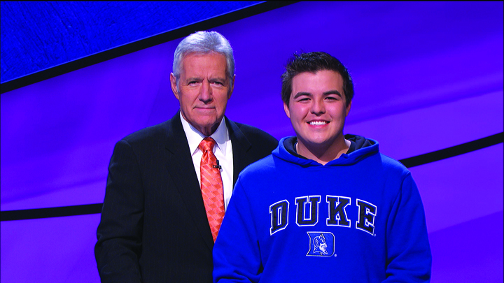 Durant Graduate Cameron Kim On Jeopardy