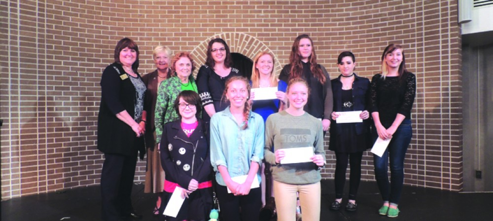 Local Student Artwork Celebrated At Recent Annual High School Show