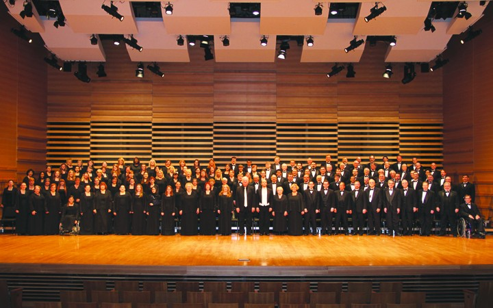 Chorale Presents Music Featuring The Immigrant Experience