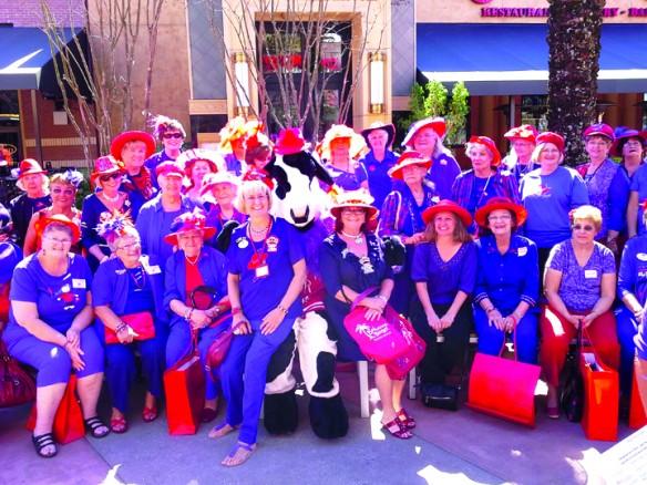 Westfield Brandon Mall Hosts Red Hat Day Bash