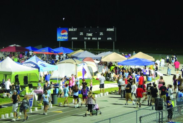 Local Communities Relay To Honor And Keep Hope Alive