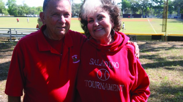 Saladino's Celebrate 34 Years Of Tourney Success