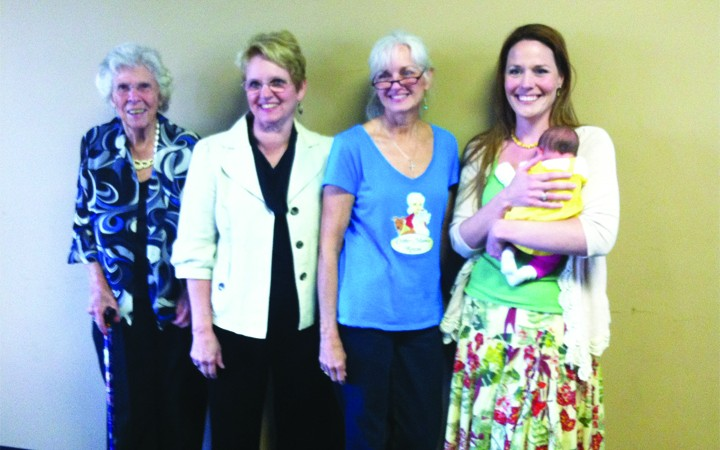 Four Who 'Share The Love' Honored At SouthShore Chamber Luncheon