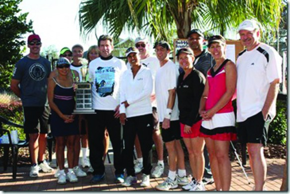 River Hills Country Club Crowned Battle Of The Clubs Tennis Tourney Champion