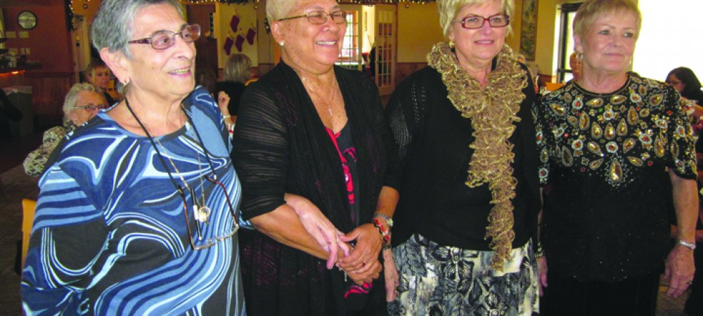 Wine Gala, Fun At Area Women's Clubs