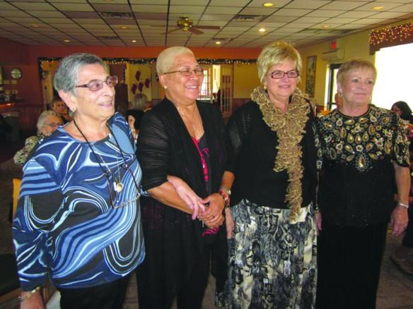 Wine Gala, Fun At Area Women's Clubs