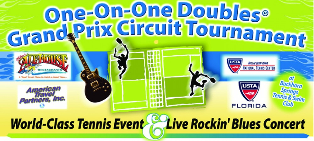 Large Prize Payout & Tennis Greats To Be Featured At Local Tennis Tournament