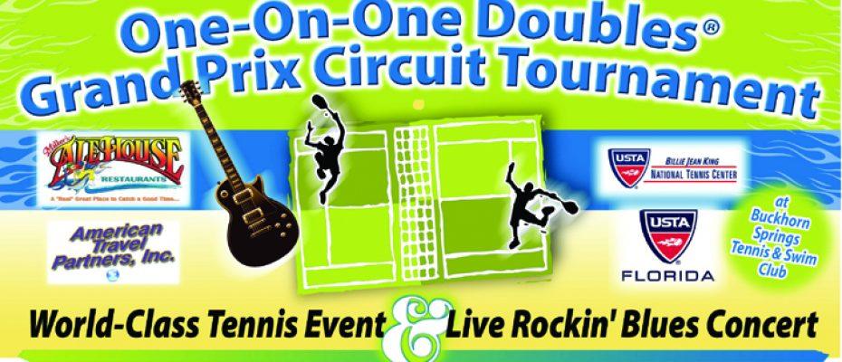 Tennis Tournament_Buckhorn Event Logo