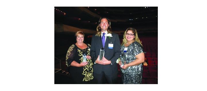 Teachers Earn Excellence in Education Awards