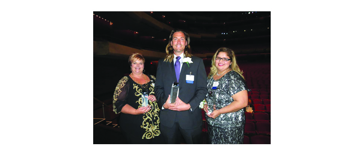 Teachers Earn Excellence in Education Awards