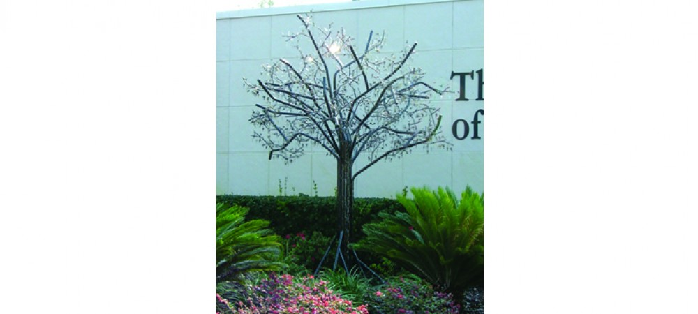 """Key Tree"" Becomes Part Of Hillsborough County's Public Art Collection"
