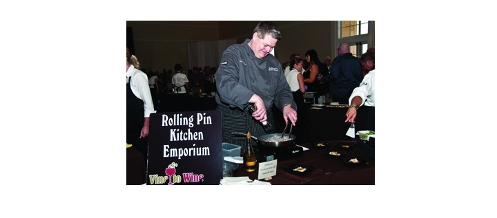 Seventh Annual Vine To Wine 'With A Splash' To Showcase Gourmet Food And Wines