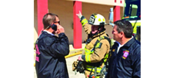 Fire Rescue Responds to Elementary School Fire