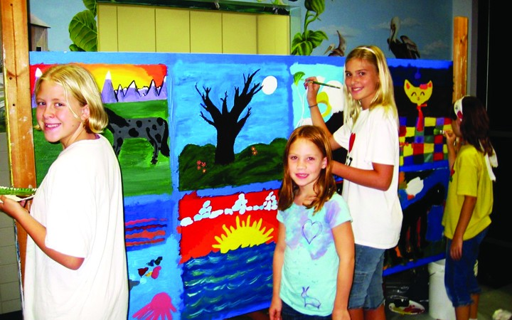 Center Place Offers Art Classes And Workshops For Summer