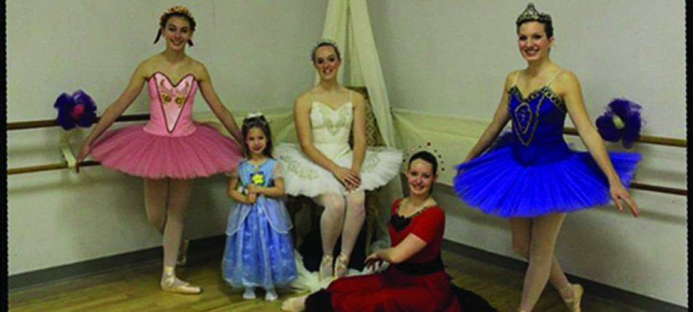 "Brandon Ballet Presents ""Be A Ballerina Princess"" Party"
