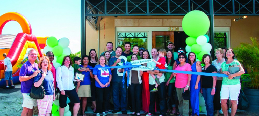 Businesses Celebrate Growth, Embrace Changes