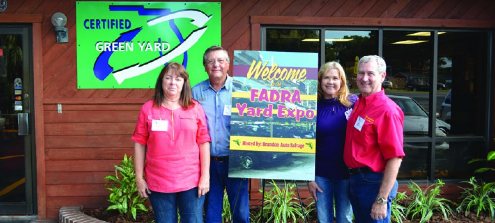 Brandon Auto Services Hosts Statewide Yard Expo