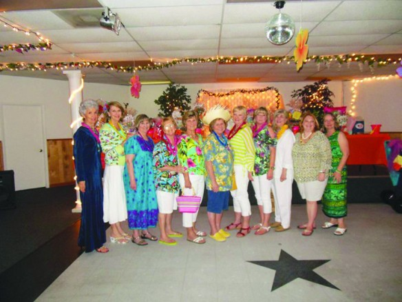 The GFWC Brandon Service League Makes Donations During Recent Spring Fundraiser