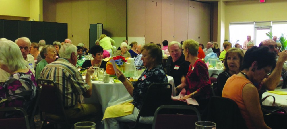 Meals On Wheels Annual Luncheon Recognizes Volunteers