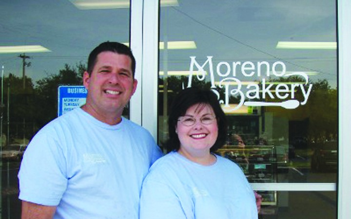 Moreno Bakery Celebrates Six Years Of Serving Homemade Treats