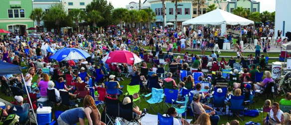 Newland Summer Concerts For A Cause Move To New Central Park & Waterset Sites