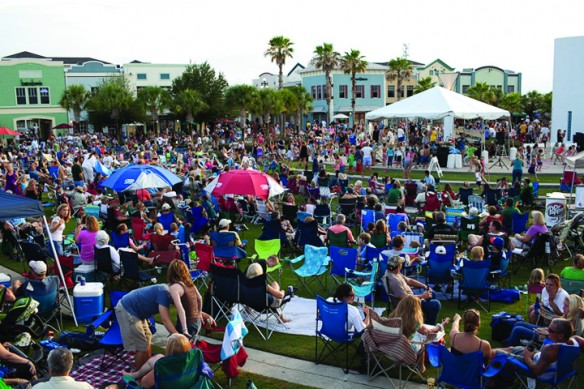 Newland Summer Concerts For A Cause Move To NewCentral Park & Waterset Sites