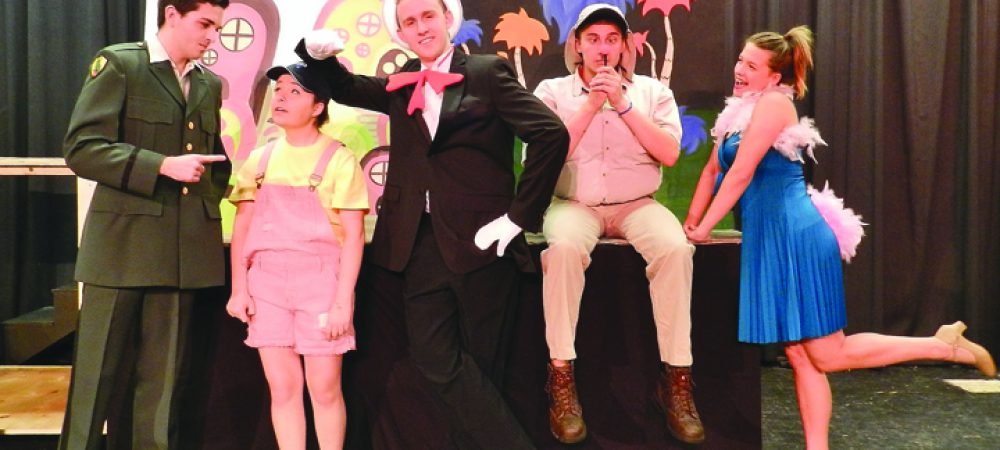 Newsome High School's Theatre Program Stages Upcoming Performances Of Seussical The Musical